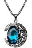 Náhrdelník Ženy Nový produkt Crystal Alloy šperky Retro náhrdelník
