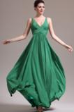 Spadnúť V krku Ríša pasu Tenký Impéria Elegantné Večerné šaty