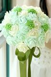 Nevesty ručné kyticu svadobné štúdio rekvizity kytice