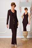 Vysoká zahrnuté Dlhými rukávmi Plusová velkosť Matka šaty obleky