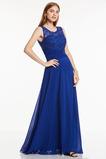 Členok dĺžka Bez rukávov Čipkou Overlay Elegantný Večerné šaty