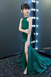 Morská panna Rozdeliť vpredu Sexy Letné Široký plytký výstrih Kvetinové šaty