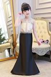 Bez rukávov Šou S hlbokým výstrihom Chýbať Letné Kvetinové šaty