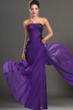 Čipka Okázalý Prednej štrbinou Pošva Tenké Prírodné pása Večerné šaty