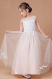 Formálne Čipka Šperk Prírodné pása Zašnurovať topánky Kvetinové šaty