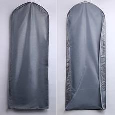 Prachový obal veľkosti 155 cm veľký strieborný transparentný svadobný prach vrecko na prach