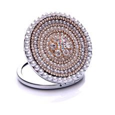 Najvyššia známka Circle Cross Metal Inlaid diamond Reklamné ozdoby