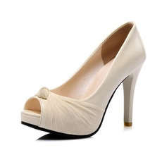 Sexy sandále na platforme s vysokým podpätkom, módne ryby, ústa, topánky, banketové topánky