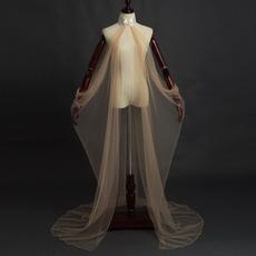 Rozprávkový škriatok kostým tyl šál svadobný plášť stredoveký kostým