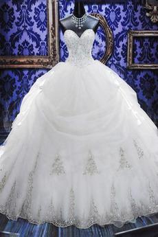 Zimné Kryštál Kostol Baskický pása Katedrály vlak Svadobné šaty