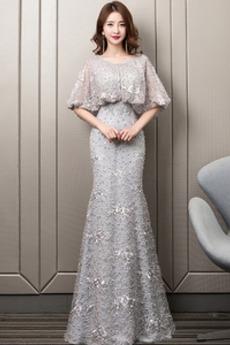 917614325795 Kúpiť Krátke rukávy Večerné šaty je jednoduchý nákupný proces na ...