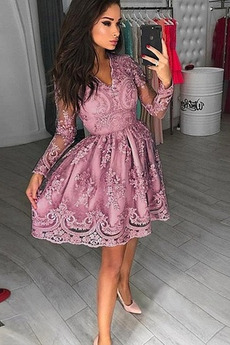 Krátke Prírodné pása Nášivky Elegantné Letné Koktejlové šaty