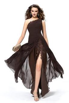 Polovice chrbta Prednej štrbinou A Riadok Prírodné pása Večerné šaty