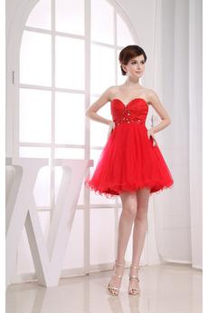 7c300fc40c4f Comprar barato Červené koktejlové šaty de la tienda en línea - 1 saty