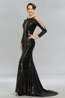 Flitre Prírodné pása Elegantné Drobunký Pružina Večerné šaty