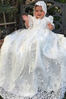 Drobunký Klobúk Jar Obrad Krátke rukávy Tyl Princezná Krištáľové šaty