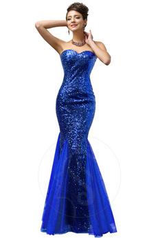 Tenké Hviezdna Flitre Prírodné pása Trblietanie Večerné šaty