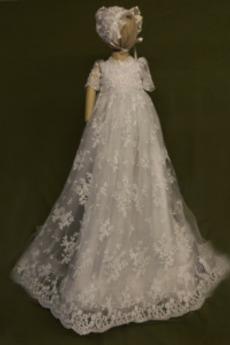 Nášivky Princezná Šperk Čipka Vysoká zahrnuté Krištáľové šaty