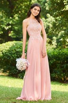 Šperk Lopta Elegantné Čipka Prírodné pása Čipkou Overlay Družičky šaty