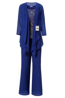 Členok dĺžka Vysoká zahrnuté Svadobné Vinobranie S nohavice Matné šaty