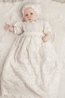 Viečko Princezná Kvety Formálne Svadobné Prírodné pása Otroka obleko
