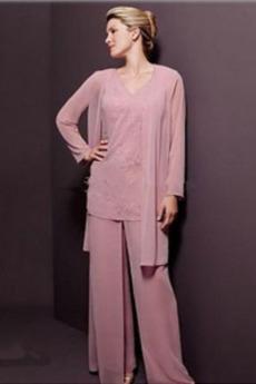 Tričko Lis na nohavice Vysoká zahrnuté S nohavičkami Matka šaty obleky