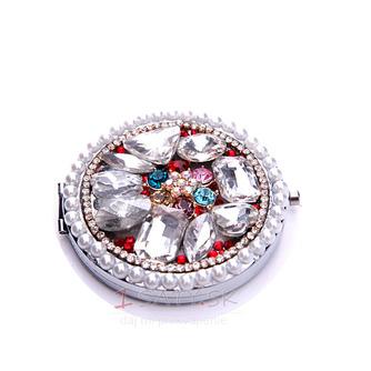 Luxusný kruh vložený diamant skladacie kreslené ozdoby - Strana 3