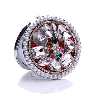 Luxusný kruh vložený diamant skladacie kreslené ozdoby - Strana 1