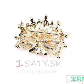 Phoenix najvyššej triedy nádherné zliatiny vyložené diamant brož - Strana 4