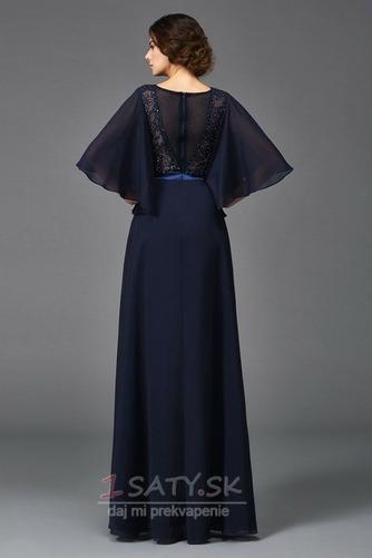 Dĺžka podlahy Lopta Elegantný Krátke rukávy A-Riadok Matné šaty - Strana 3
