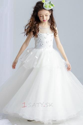 6112859154ef ... Dĺžka podlahy Šperk Prírodné pása Bez rukávov Kvetinové šaty - Strana 4  ...