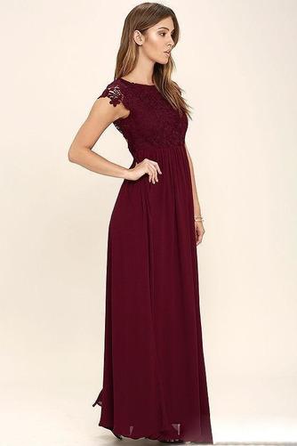 Členok dĺžka A Riadok Zavesený Prírodné pása Elegantné Družičky šaty - Strana 2