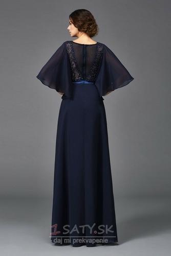 Dĺžka podlahy Lopta Elegantný Krátke rukávy A-Riadok Matné šaty - Strana 2