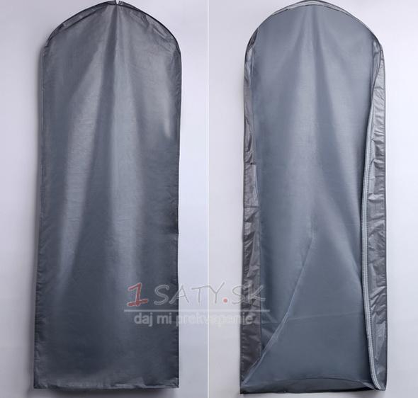 48203a39ea Prachový obal veľkosti 155 cm veľký strieborný transparentný svadobný prach  vrecko na prach - Strana 1 ...