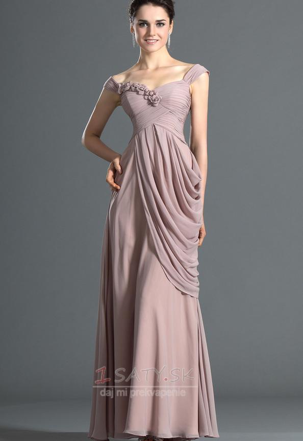 ... Dieťa ružový Limitovaný rukávy Skladaný S diakritikou ružica Večerné  šaty - Strana 2 ... 69a33a9156d