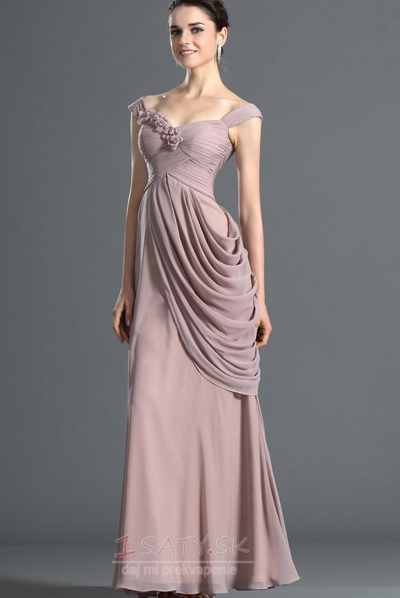 ... Dieťa ružový Limitovaný rukávy Skladaný S diakritikou ružica Večerné  šaty - Strana 5 ... 6d94195b1f2
