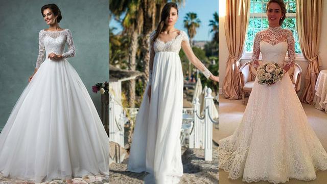037ef141be39 Vyberte vhodnú farbu Ilúzia rukávmi Svadobné šaty. Na našom webe 1saty to  nie je ťažké. Strana 9